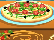 Cheese Pizza Decoration