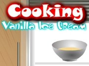 Cooking Vanilla Ice Cream