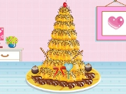 Croquembouche Cooking