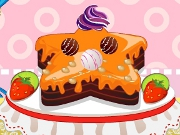 Cutie Trend Ice Cream Cake