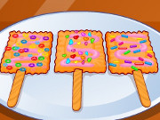 Addicted to Dessert Cherry Poptarts