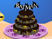 Birthday Cakes Batman Cake