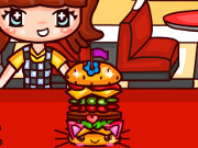 Burger Diner Cook and Create