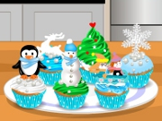 CDE Winter Cupcake