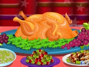 Decor Turkey Dinner