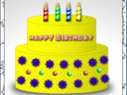 Decorate a Birthday Cake