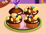 Spooky Spiny Cupcakes