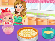 Baby Alice Mom and Me Cooking Pie