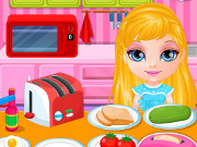 Baby Barbie My Perfect Breakfast