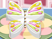 Birthday Cakes Butterfly Cake