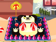 Birthday Cakes Panda Bear Cake