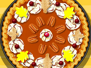 CDE Thanksgiving Pumpkin Pie