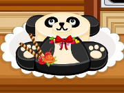 Cooking Frenzy Panda Cake