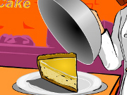 Cooking Show Cheesecake