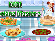 Didi Cooking Master 3 Late Brunch
