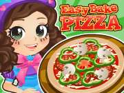 Easy Bake Pizza
