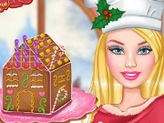 Ellie Gingerbread House De...