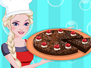 Elsa Flourless Chocolate C...
