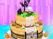 Halloween Special Cake Coo...