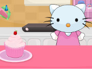 Hello Kitty Chef Ice Cream...