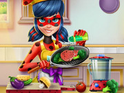 Miraculous Ladybug Real Cooking