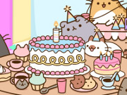 Pusheens B Day Party