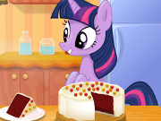 Twilight Sparkle Red Velve...