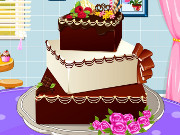 Yummy Cake Decoration